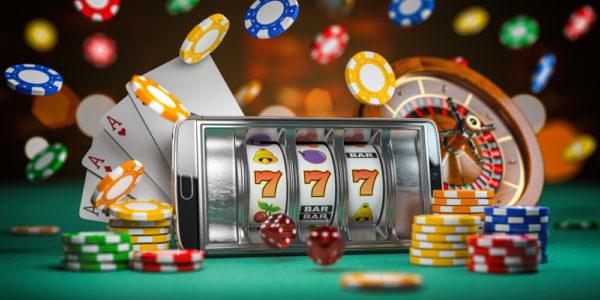 スロットがおすすめのオンラインカジノ